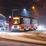 трамвай-зима-снег