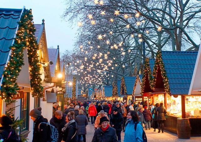 Жителей Чехии предупредили об уловках на зарубежных рождественских ярмарках
