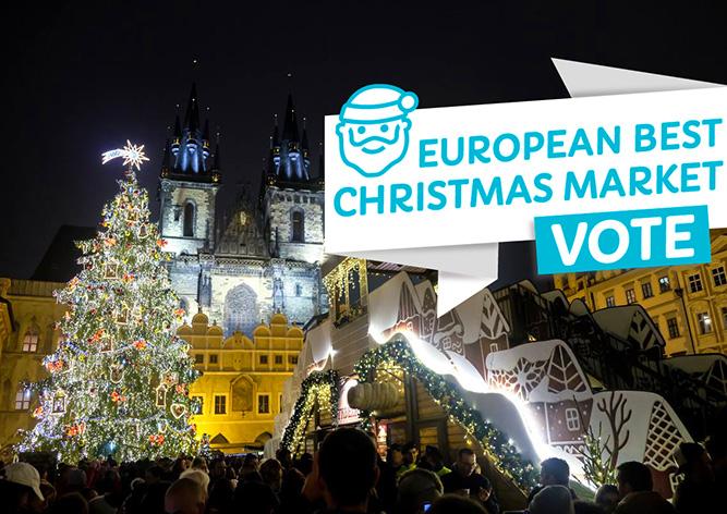 Рождественская ярмарка на «Старомаке» номинирована на звание лучшей в Европе