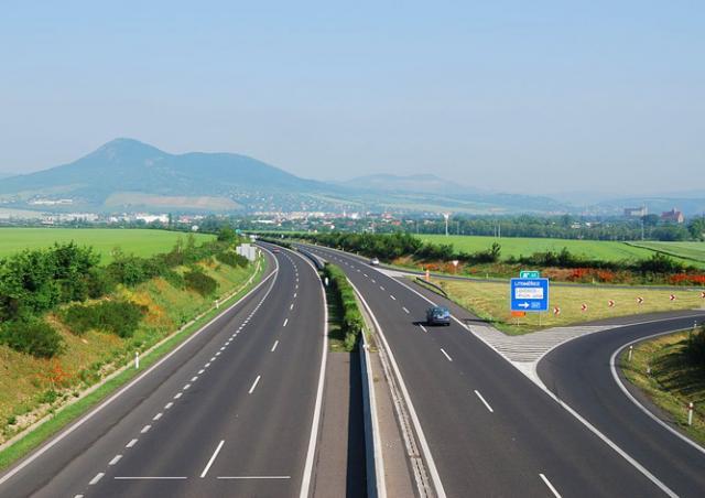 В Чехии открыли автомагистраль Прага – Дрезден