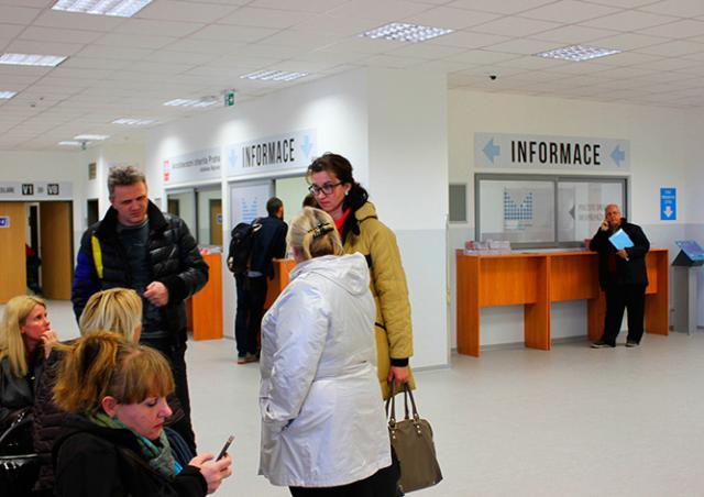 МВД Чехии опубликовало график приема иностранцев в период зимних праздников