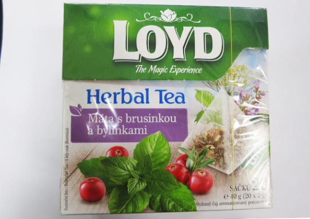 Чешские магазины продавали галлюциногенный чай