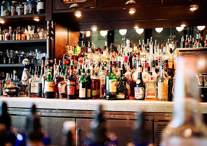 бар-алкоголь