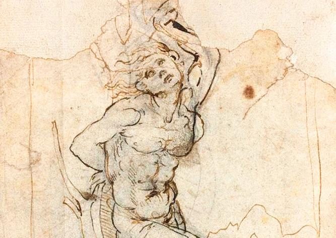 ВоФранции случайно отыскали неизвестную доэтого работу Леонардо даВинчи
