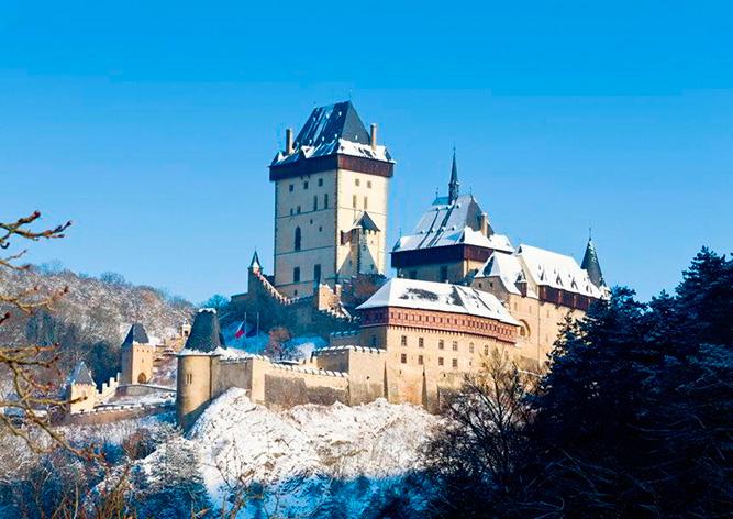 Средневековое празднование Адвента состоится в Карлштейне 18 декабря