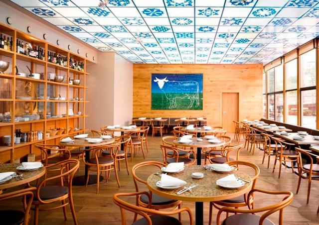 Названы лучшие рестораны Праги и всей Чехии
