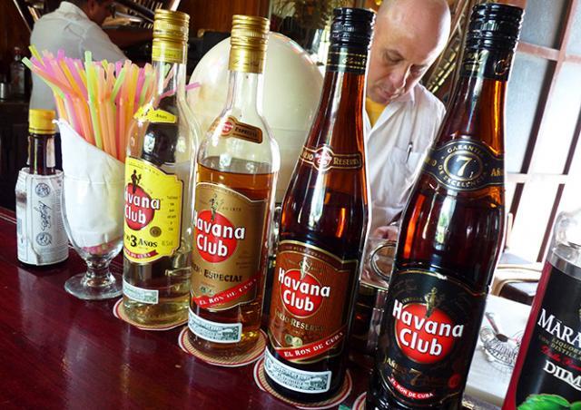 Куба «зальет» Чехию ромом в счет многомиллиардного долга