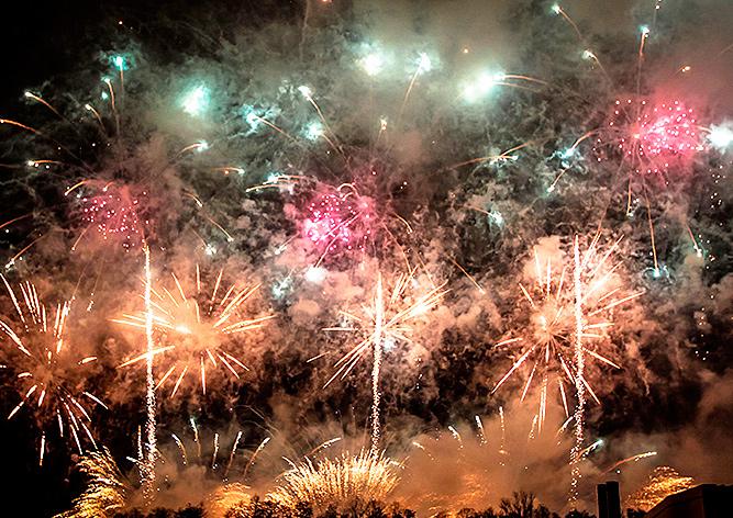 Мэр Праги сообщила подробности новогоднего фейерверка
