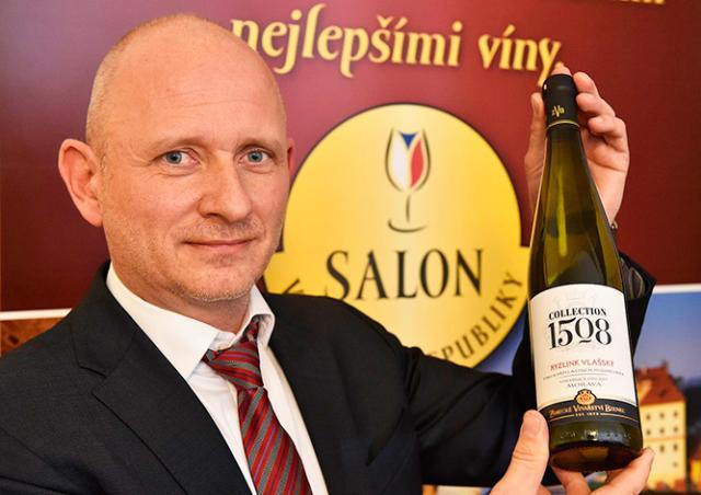 Названо лучшее вино Чехии
