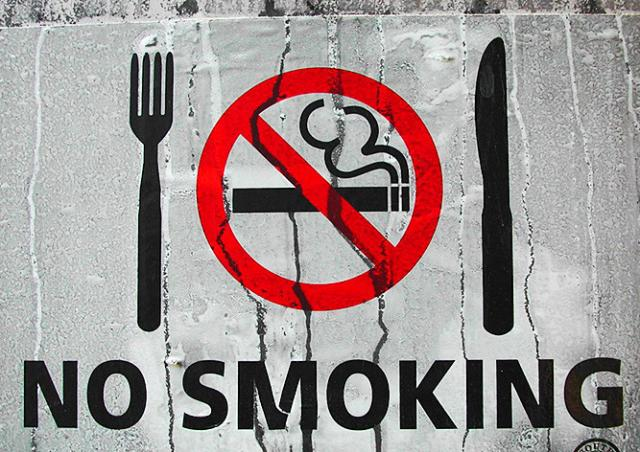 Парламент Чехии одобрил закон о запрете курения в ресторанах