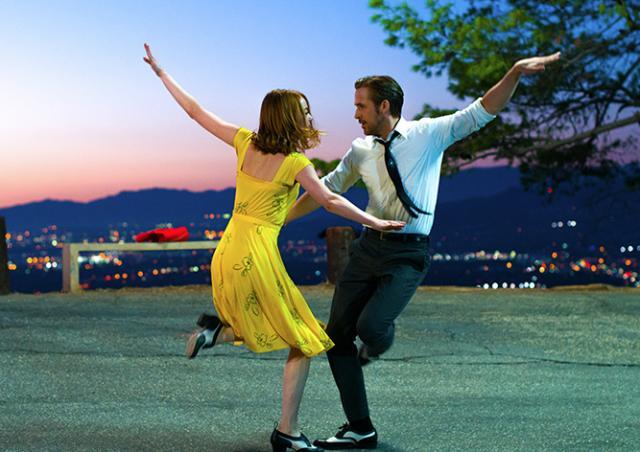 Фильм «Ла-Ла Ленд» поставил рекорд по числу премий «Золотой глобус»
