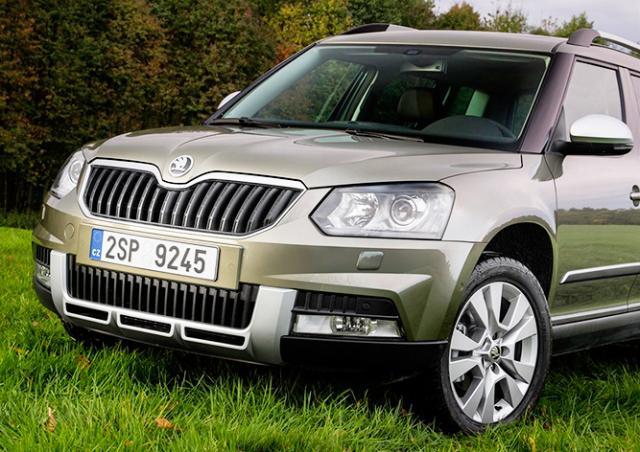 Суд обязал VW выкупить у истца подержанную Škoda Yeti по цене новой машины