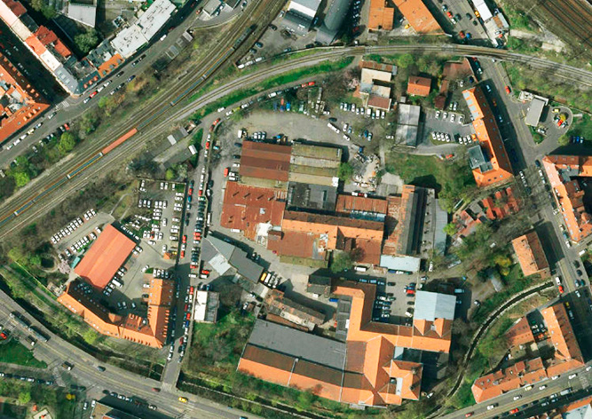 В пражском районе Нусле построят новый жилой квартал
