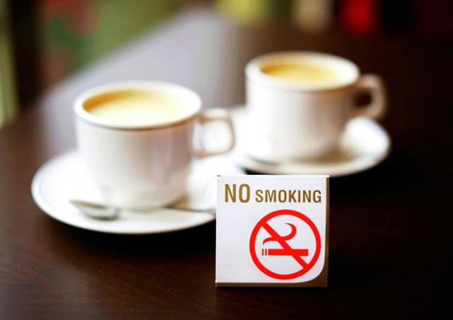 Сенат Чехии утвердил запрет курения в ресторанах