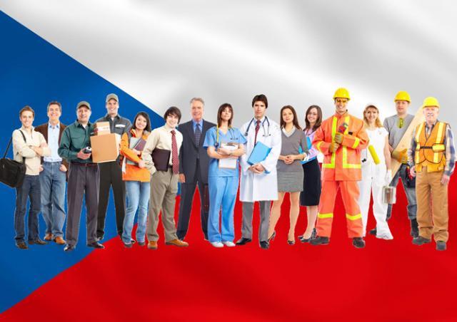 Статистики сравнили зарплаты иностранцев в Чехии