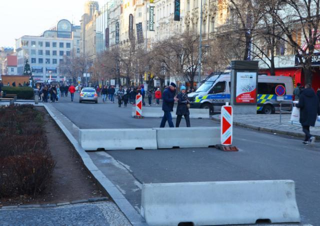 В Чехии отменили повышенные меры безопасности