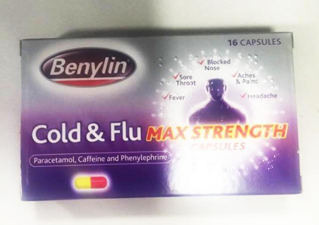Британка заказала в фастфуде лекарство и получила его