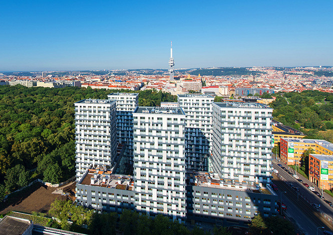 квартира-новостройка-Прага