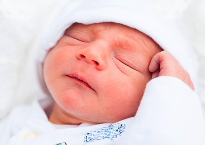 В Чехии первые дети 2017 года родились в 00:01