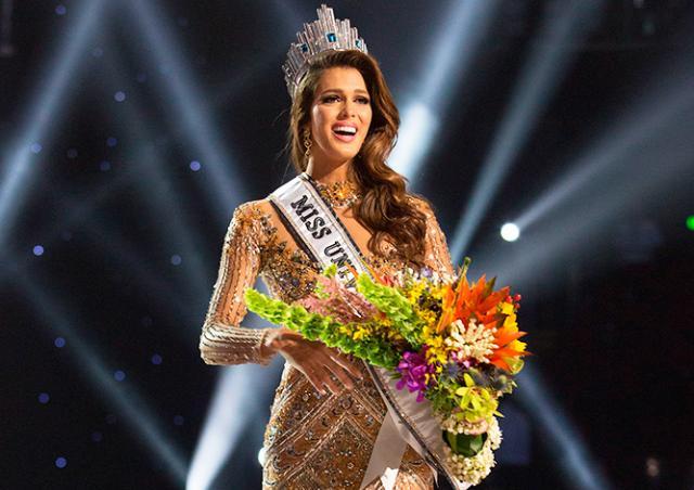 Победительницей конкурса «Мисс Вселенная» стала француженка