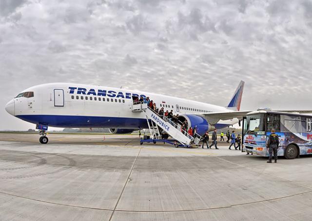 Из-за кризиса в России чешский аэропорт потерял 80% пассажиропотока