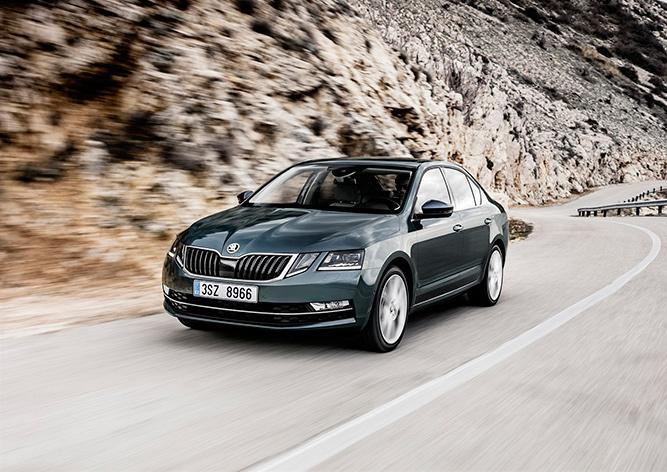 Škoda официально представила обновленную Octavia