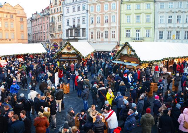 Число российских туристов в Чехии начало расти