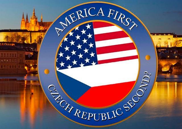 Чехия попросилась в состав США: сатирическое видео