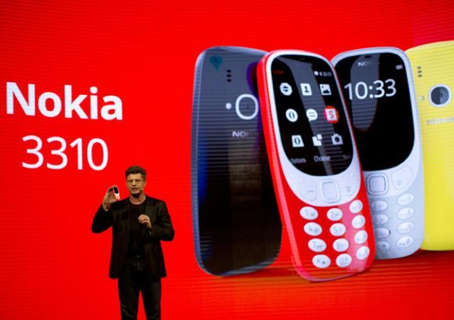 Возвращение легенды: представлена новая Nokia 3310