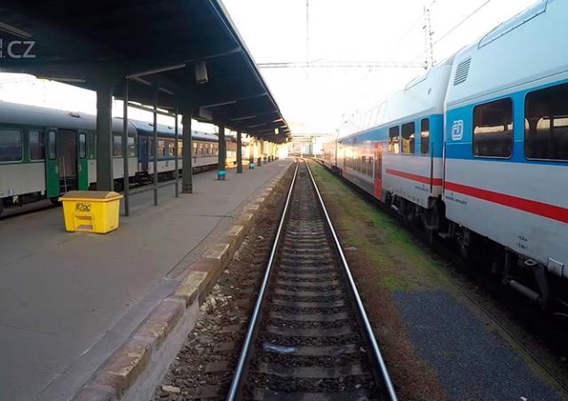 Чехия глазами машиниста: ČD обновила портал для фанатов поездов