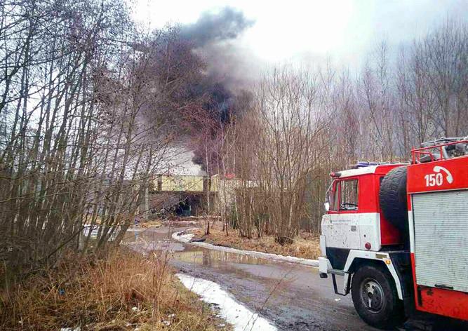 Взрыв цистерны разнес завод ипокалечил 12 человек вЧехии