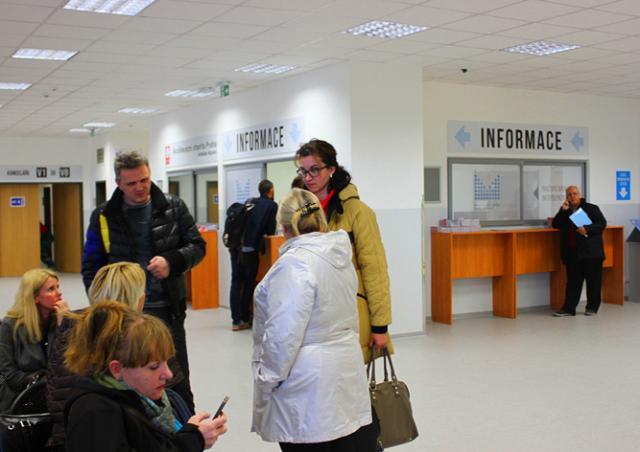 Жители Праги 6 пожаловались на новое отделение МВД для иностранцев