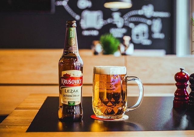 Самым популярным видом пива в Чехии впервые стал лагер