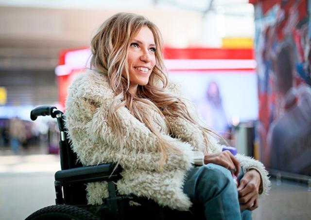 Украина запретила въезд российской участнице «Евровидения» Юлии Самойловой