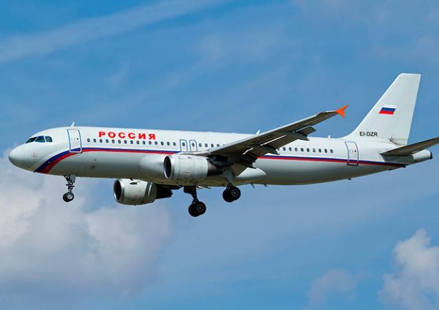 «Россия» начнет летать из Санкт-Петербурга в Чехию