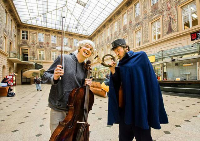 Во вторник в центре Праги состоится бесплатный симфонический концерт