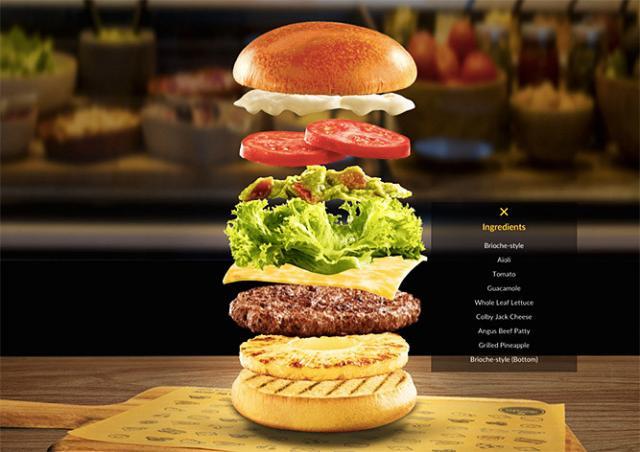 McDonald's запускает в Чехии услугу «создай свой гамбургер»