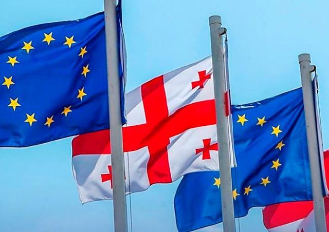 Вступил в силу безвизовый режим между Грузией и ЕС