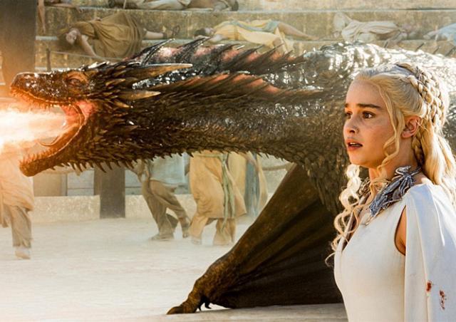 Зима близко: названа дата выхода седьмого сезона «Игры престолов»