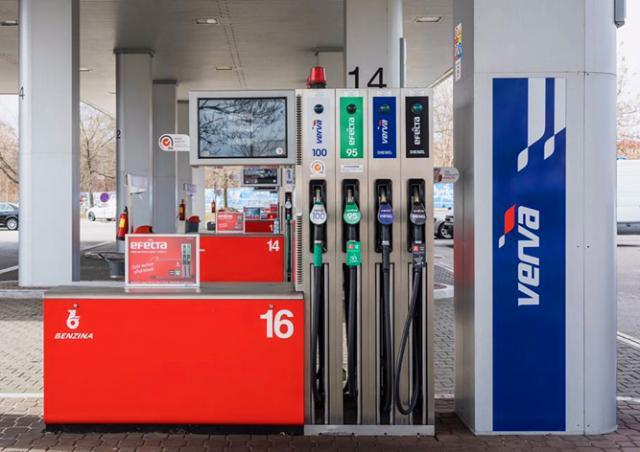 В Чехии крупнейшая сеть АЗС переименует бензин Natural 95