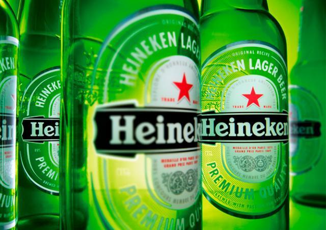Власти Венгрии хотят запретить логотип Heineken из-за «коммунистической звезды»