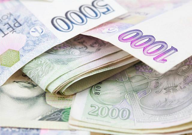 В Чехии вновь выросла средняя зарплата